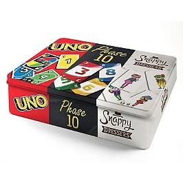 Coffret Multicartes - Uno - FFK01