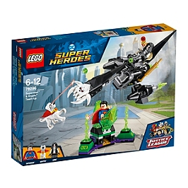 LEGO - LEGO® DC Comics Super Heroes - L'union de SupermanTM et KryptoTM - 76096 - 76096