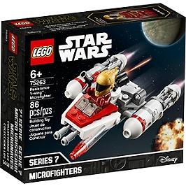 Lego® Star Wars - Microfighter Y-Wing De La Résistance - 75263 - 75263