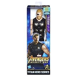 AVENGERS INFINITY WAR - FIGURINE TITAN 30 CM THOR - Avengers - E1424ES00