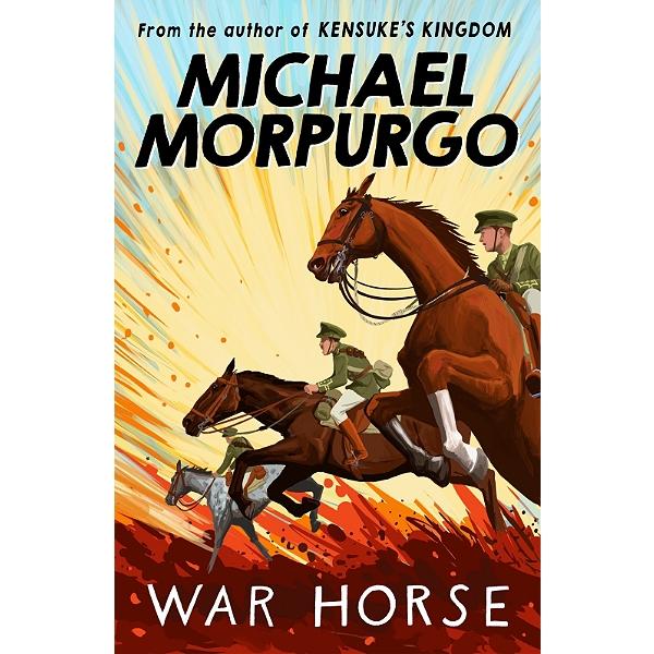 War Horse Cheval De Guerre Michael Morpurgo 9781405226660 Espace Culturel E Leclerc