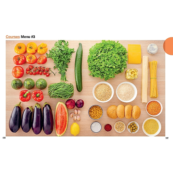 En 2 H Je Cuisine Veggie Pour Toute La Semaine 80 Repas Faits