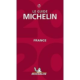 France, le guide Michelin 2020