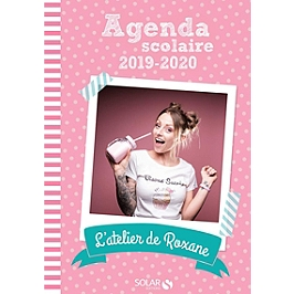 L'atelier de Roxane : agenda scolaire 2019-2020