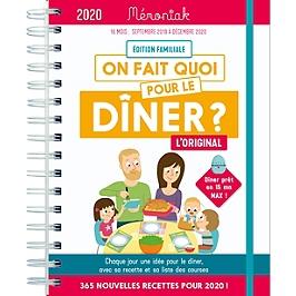 On fait quoi pour le dîner ? : 2019-2020