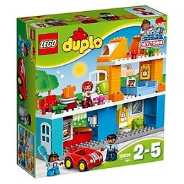 LEGO - LEGO® DUPLO® Ma ville - La maison de famille - 10835 - 10835