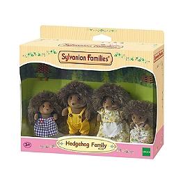 La Famille Hérisson  - Sylvanian Families - 4018