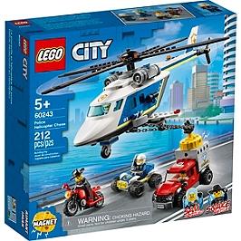 Lego® City - L'arrestation En Hélicoptère - 60243 - 60243