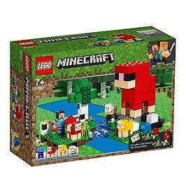 Lego® Minecraft - La Ferme À Laine - 21153 - 21153