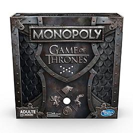 Monopoly Game Of Thrones - Jeu De Societe - Jeu De Plateau - Edition Collector - Hasbro - E32781010