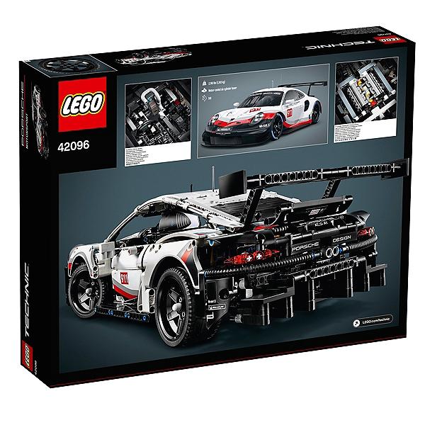 Porsche 911 42096 Lego® Rsr Technic m0NnOv8w