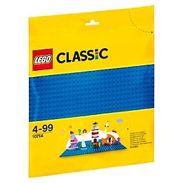Lego® Classic - La Plaque De Base Bleue - 10714 - 10714