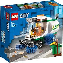 Lego® City - La Balayeuse De Voirie - 60249 - 60249