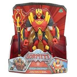 Gormiti - Figurine Articulée De 25 Cm Électronique - Keyron - Giochi Preziosi - GRM032