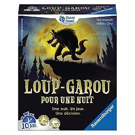 Loup Garou Pour Une Nuit - Aucune - 4005556266814