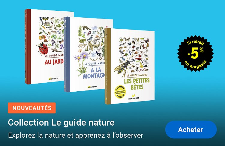 Collection Le Guide Nature