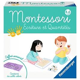 Montessori - Ecriture Et Quantités - Aucune - 4005556208067