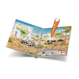 Tiptoi® - Je Découvre Les Animaux D'afrique - Aucune - 4005556005925