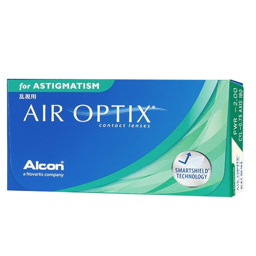 Lentilles Air Optix for Astigmatism ?? Air Optix for Astigmatism