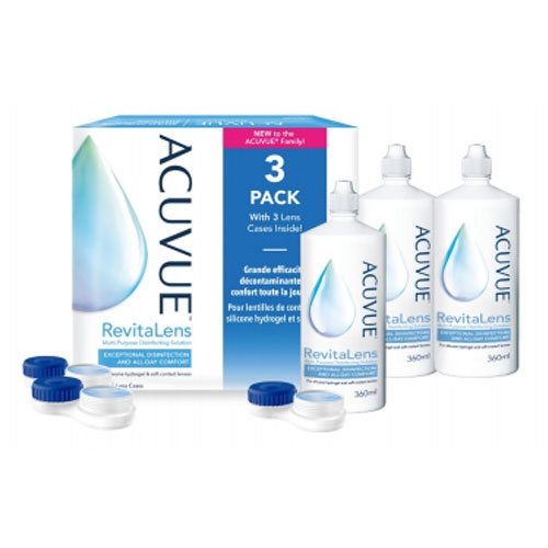 Acuvue revitalens pack 3 new
