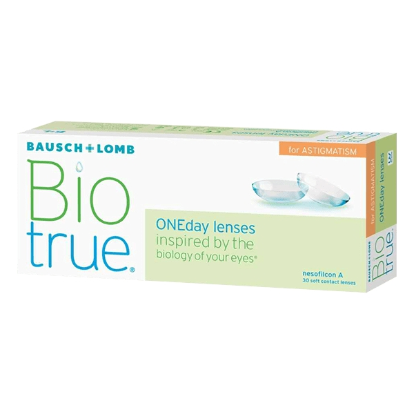 ?? Biotrue One Day for Astigmatism 30