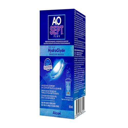 ?? Aosept plus Hydraglyde TravelPack 90ml