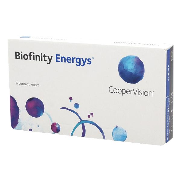 cv biofinity energys 6