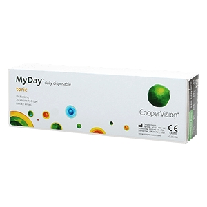 ?? MyDay Daily disposable Toric 30