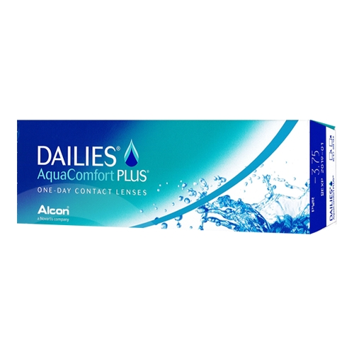 Lentilles Dailies aquaComfort plus 30 ?? Dailies AquaComfort plus 30