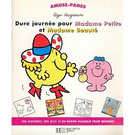 Madame Petite et Madame Beauté