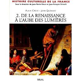 Histoire culturelle de la France