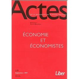 Economie et économistes