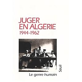 Juger en Algérie : 1944-1962