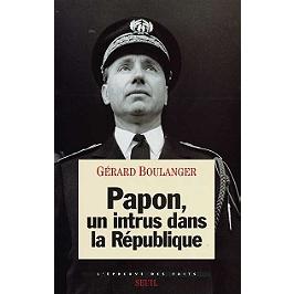 Papon : un intrus dans la République