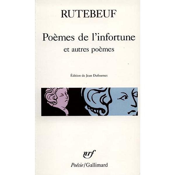 Poèmes De Linfortune Et Autres Poèmes