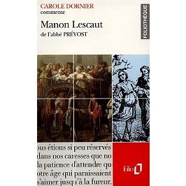 Manon Lescaut, de l'abbé Prévost
