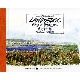 Languedoc : étang de Bages Sigean
