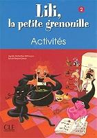 Lili la petite grenouille niveau 1 cahier de lecture ecriture lili la petite grenouille niveau 2 activits fandeluxe Image collections