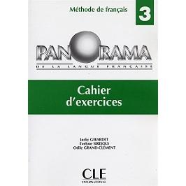 Panorama de la langue française, niveau 3 : cahier d'exercices