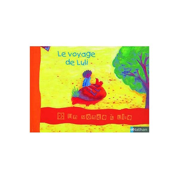 Le Voyage De Luli Christian Lamblin 9782091216652 Espace