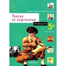 Francais 5e Textes Et Expression Livre De L Eleve