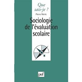 Sociologie de l'évaluation scolaire