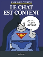 Le Chat Volume 10 Le Chat Est Content Philippe Geluck