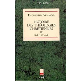 Histoire des théologies chrétiennes