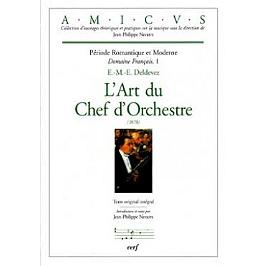 L'art du chef d'orchestre