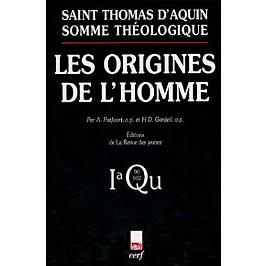 Les origines de l'homme : 1a, Questions 90-102