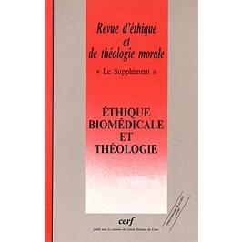 Ethique biomédicale et théologie