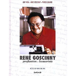 René Goscinny : profession, humoriste