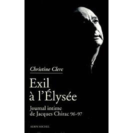 Journal intime de Jacques Chirac
