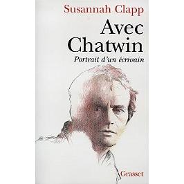 Avec Chatwin : portrait d'un écrivain
